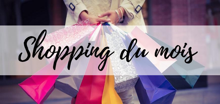 Haul • Shampoing sec maison et articles mode