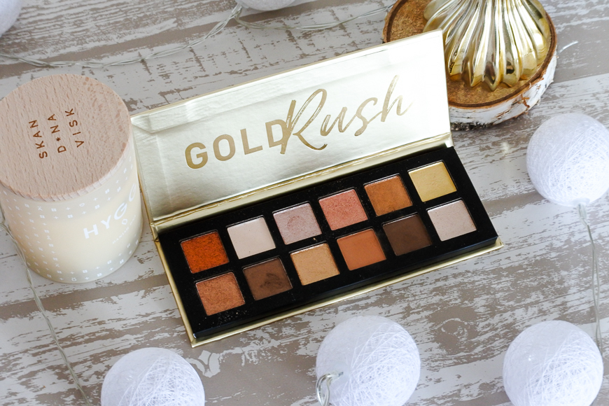 palette gold rush
