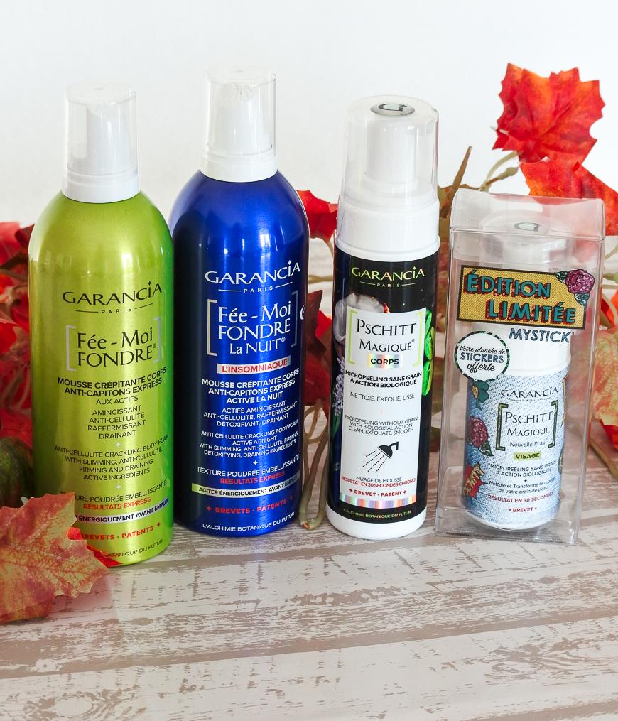 Mousses soins Garancia : des textures légères pour chouchouter notre peau