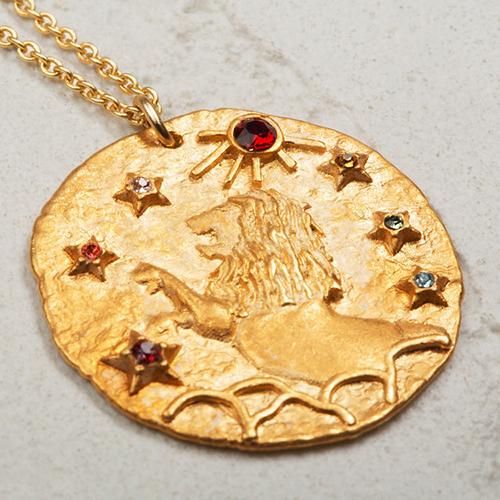 Médaille Lion Maje