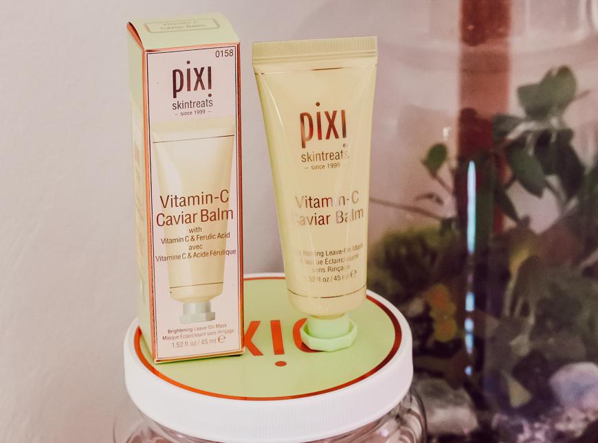 La nouvelle gamme de soins Vitamin-C Pixi Beauty