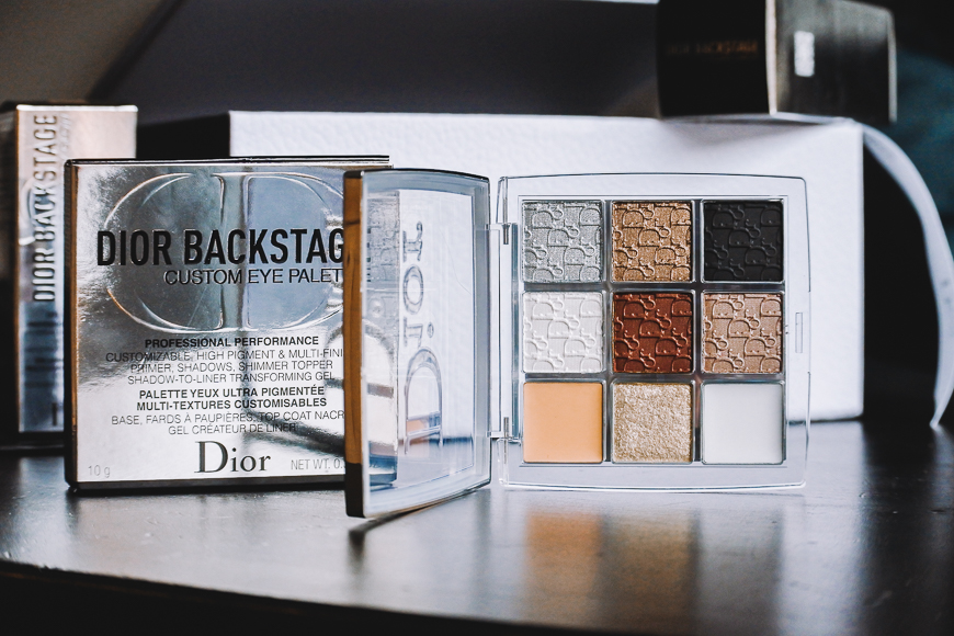 dior Custom Eye Palette