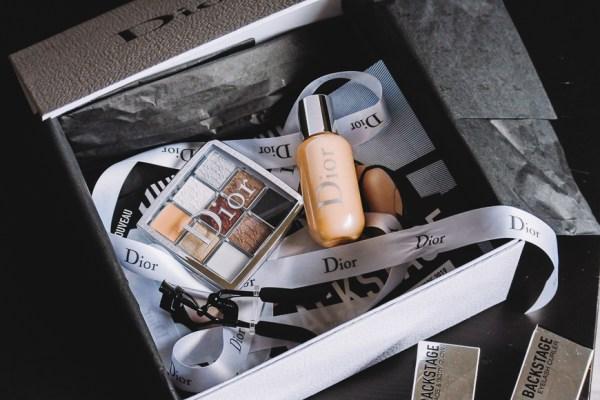 nouveautés Dior Backstage