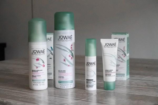 Le rituel de soins pour la peau Jowaé