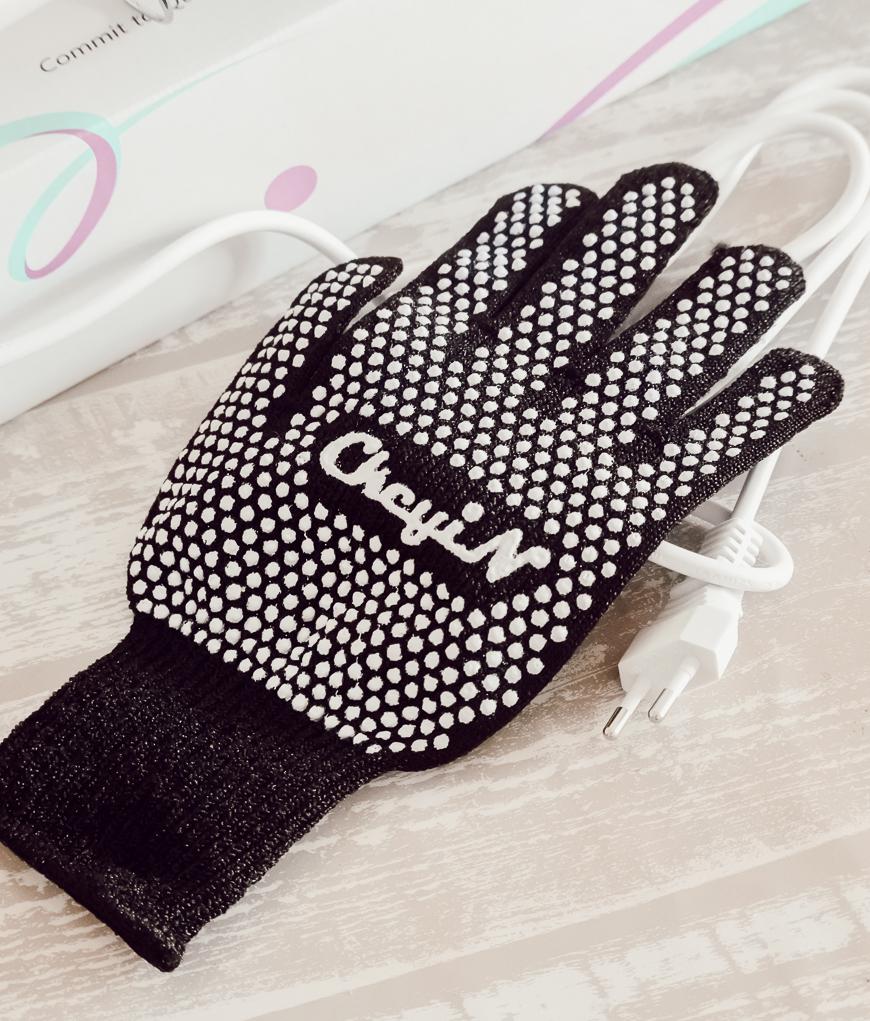 gant protecteur chaleur