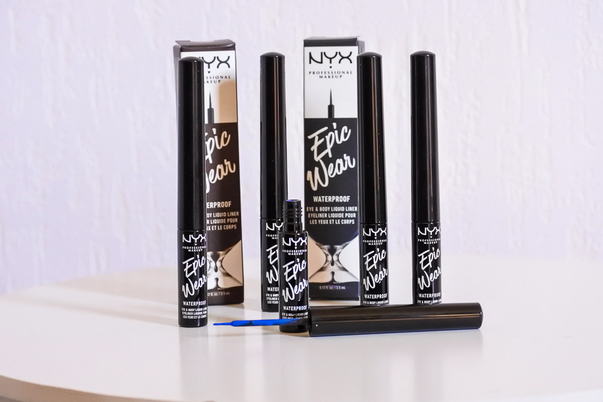 NYX Epic wear liner