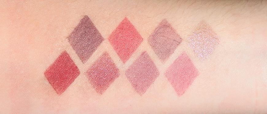 palettes Matchy Matchy NYX