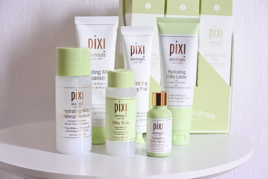 milky pixi beauty