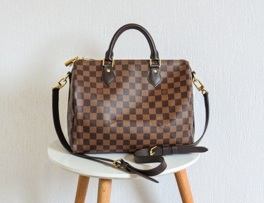 Louis Vuitton Speedy revue