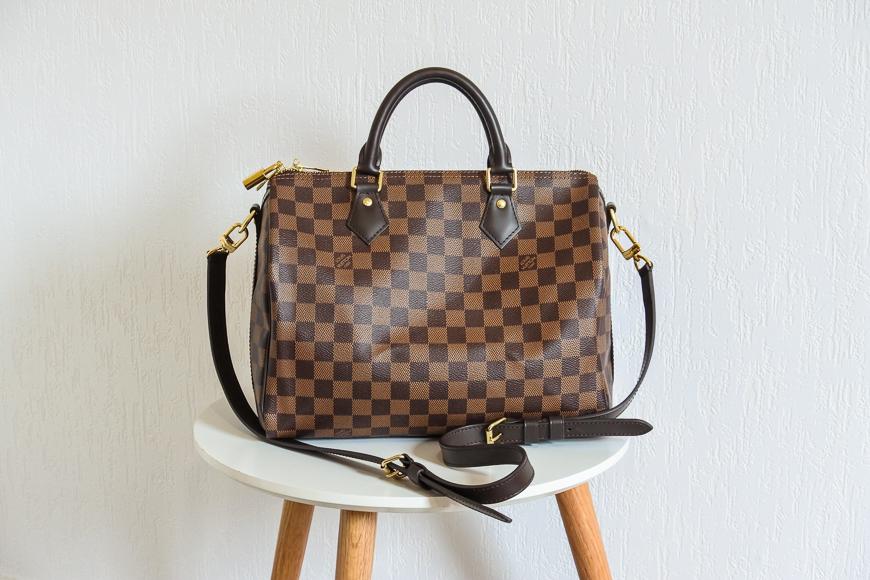 Louis Vuitton Speedy revue