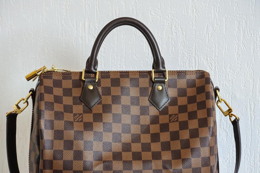 sac Speedy 30 Bandoulière Louis Vuitton
