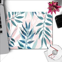 Tapis de souris tropical