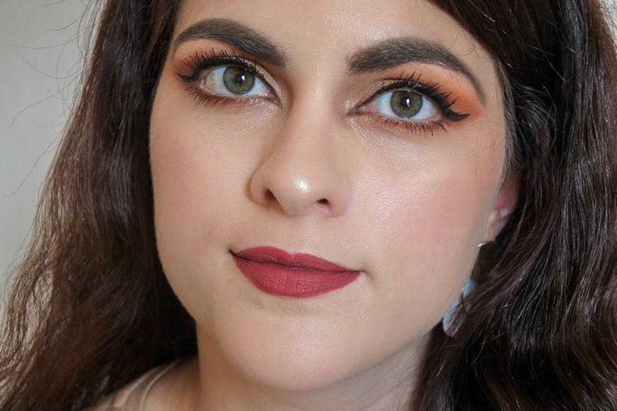 foxy eyes makeup