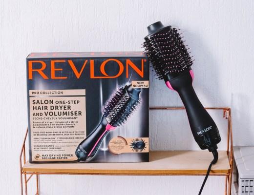 sèche-cheveux volumisant Revlon