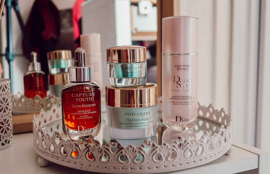 Routine soins luxe 2021