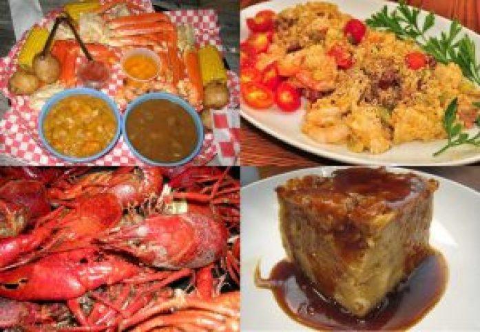 quadri food cajun nourriture, food cajun