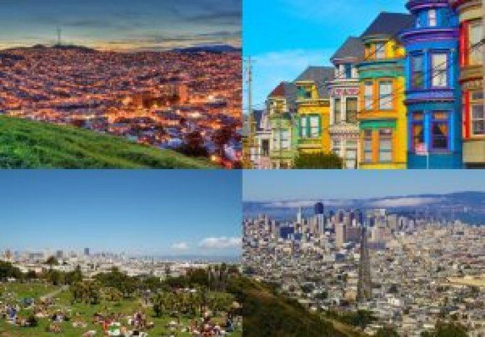 San Francisco, français