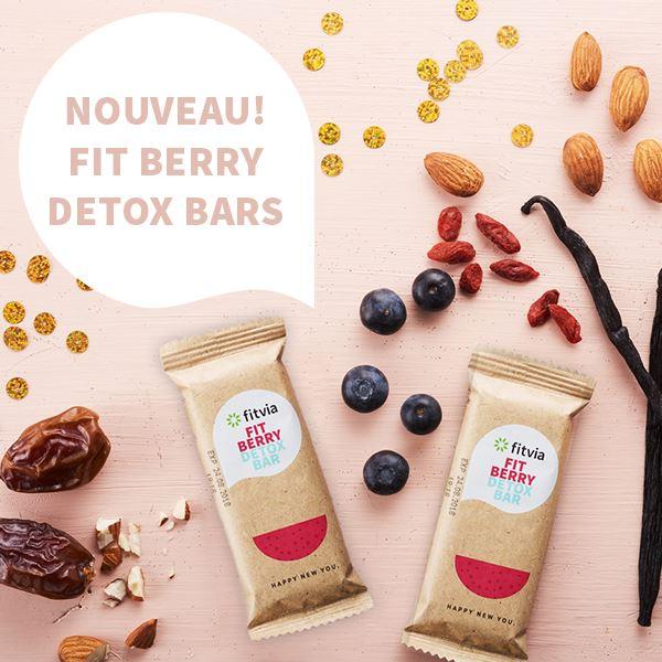 fit berry detox bar Fitvia