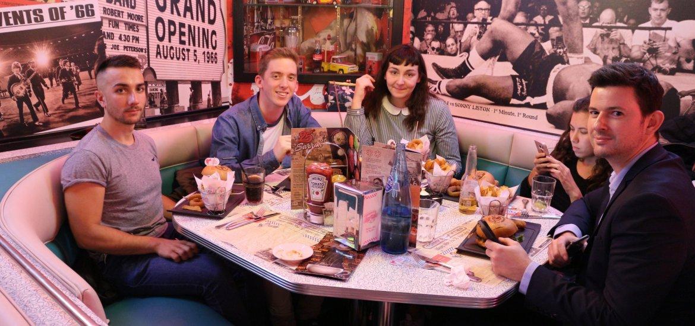 tommys diner : blog food toulouse