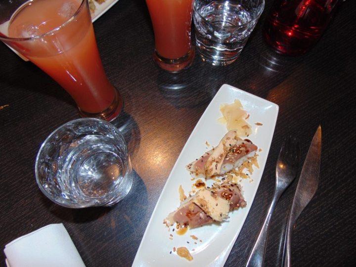 Restaurant Couteau et Fourchette Ax Les Thermes