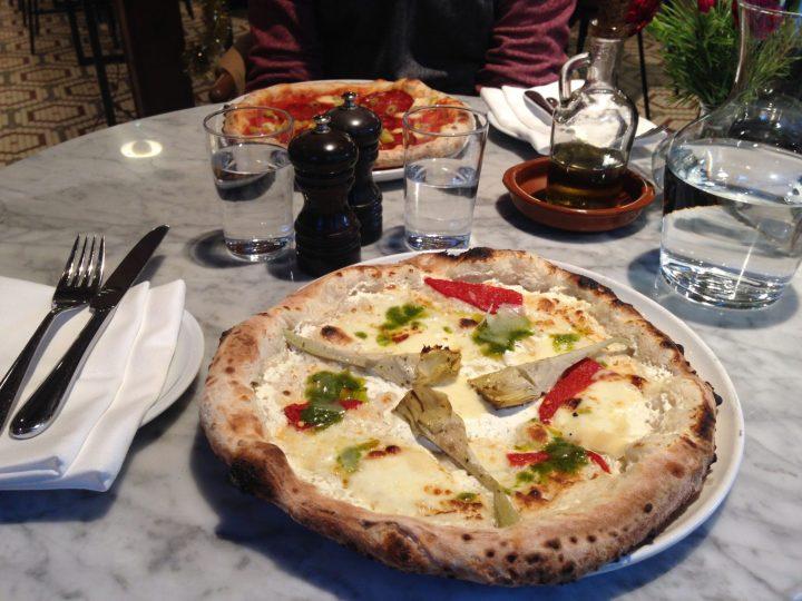 Bianchi restaurant Stockhom - blog food