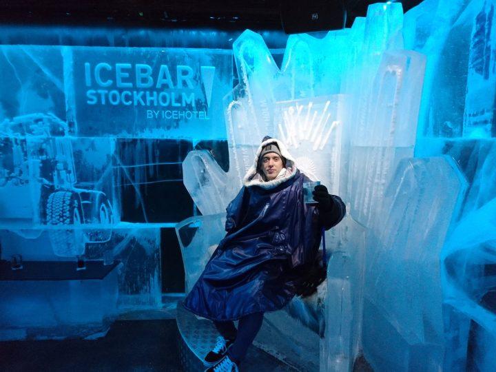 Ice Bar Stockholm