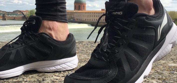 Chaussures connectées Li Ning sur Private Innovation