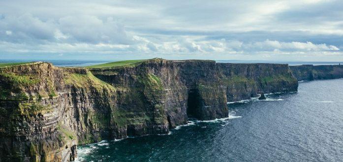 Cliff of moher irlande