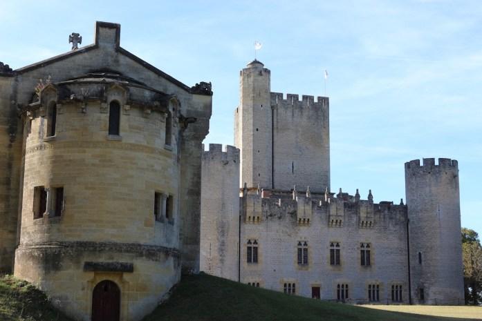 Famille S. de Baritault - Chateau Roquetaillade