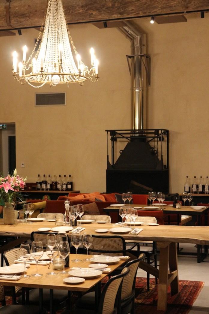 Restaurant La Chapelle Bordeaux