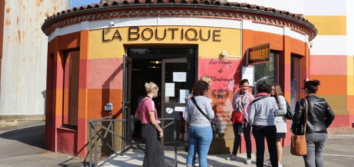 Boutique la Cave Les Hauts de Montrouge