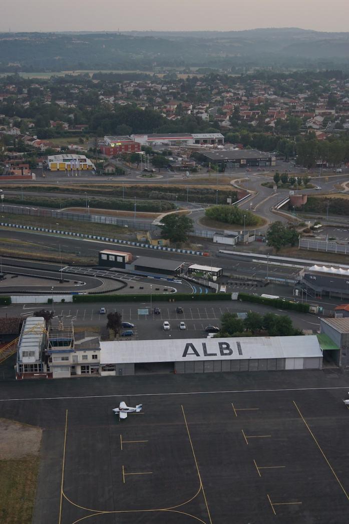 aerodrome albi