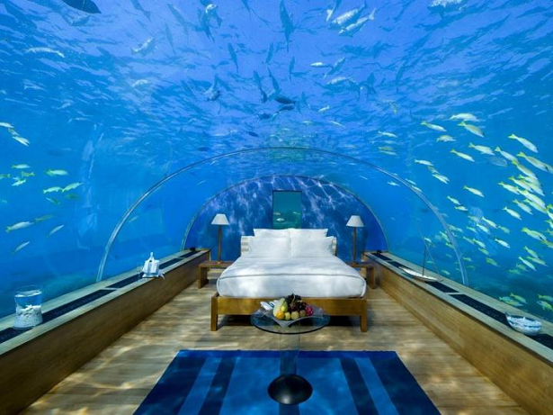 Poseidon Undersea Resort, o primeiro resort subaquático do mundo