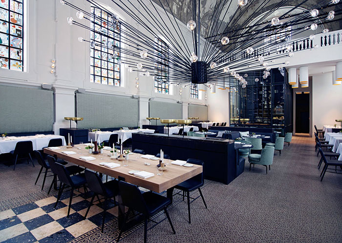 19 Dos Melhores Designs De Interiores De Cafeterias, Restaurantes E Bares Ao Redor Do Mundo