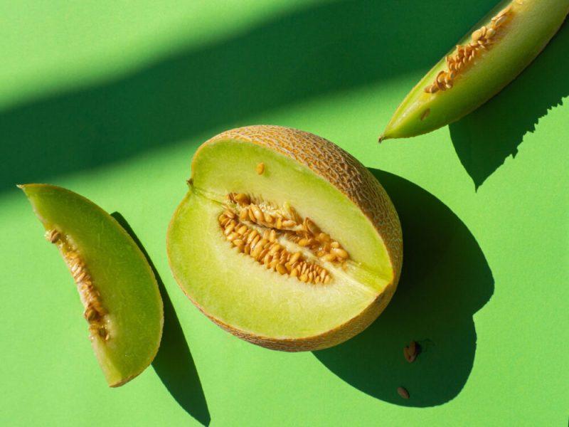Beneficios del melón en las mañanas
