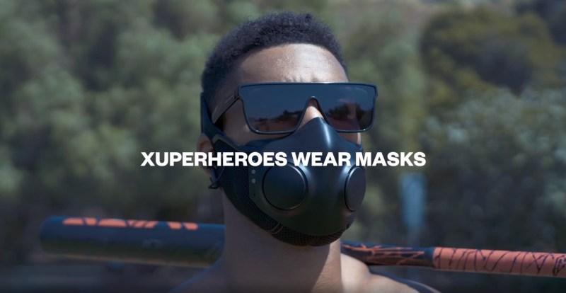 Xupermask: la nueva mascarilla de will.i.am