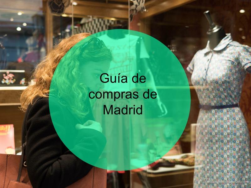 Guía de compras de Madrid