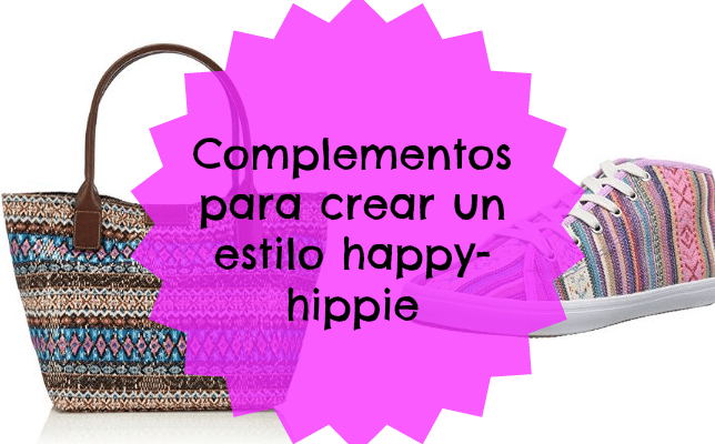 estilo happy-hippie