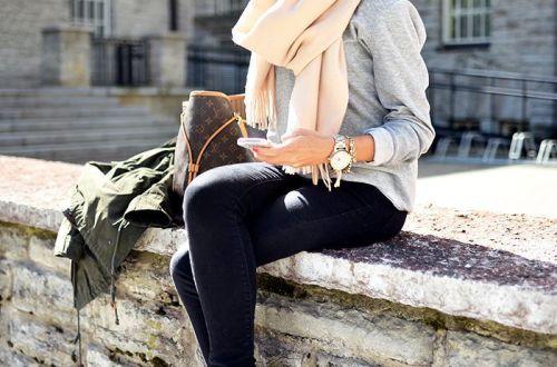 zapatillas con mucho estilo