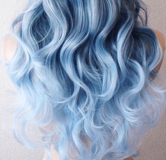 Tendencia: el pelo denim