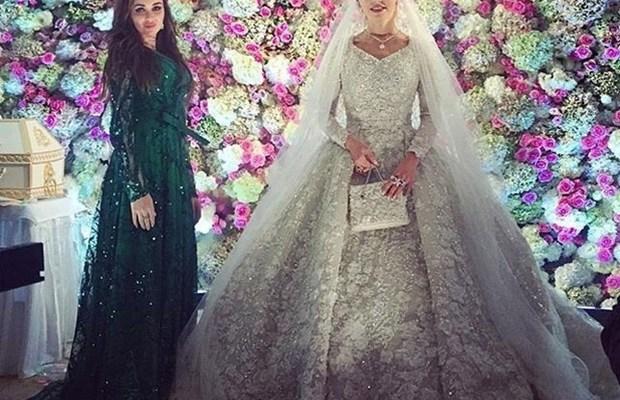 La boda de 1 billón de dólares