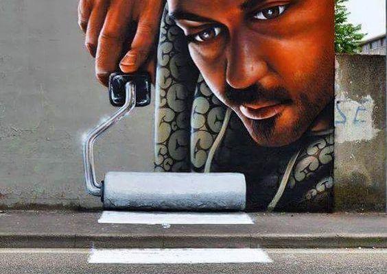 Los murales más sorprendentes