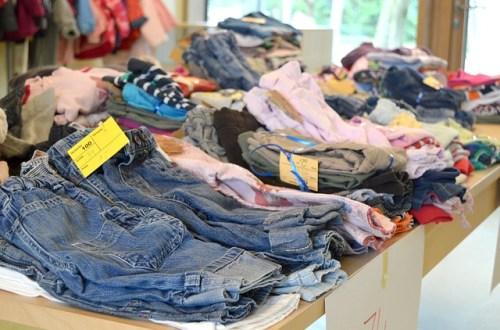 El dueño de Ikea compra la ropa en mercadillos