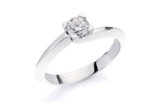 El anillo de compromiso que todas quieren tener.