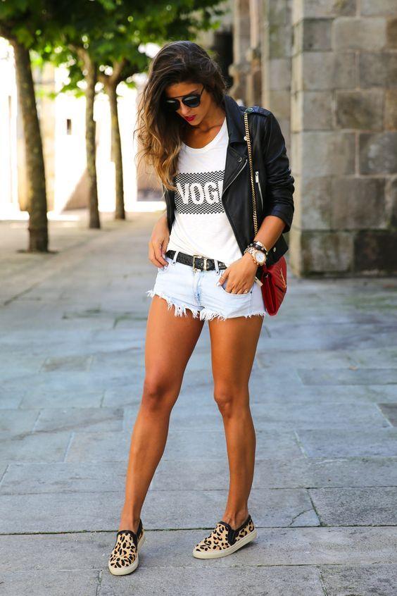 8 Outfits con zapatillas que te van a enamorar