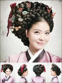 peinado coreano 4