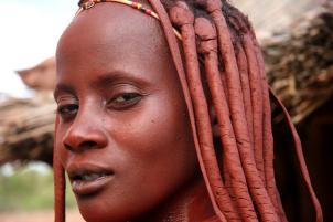 peinados namibia