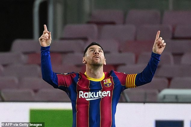 Details surrounding Lionel Messi's contract could lead to a summer move to Manchester City
