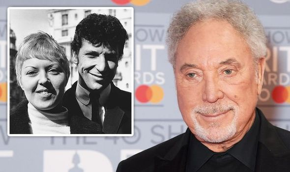 tom jones la voz itv esposa linda asunto matrimonio