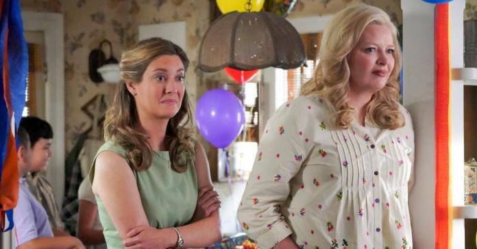 Zoe Perry Mary Cooper Melissa Peterman Brenda Sparks Young Sheldon